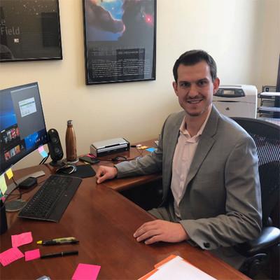 Accountant David Scherer