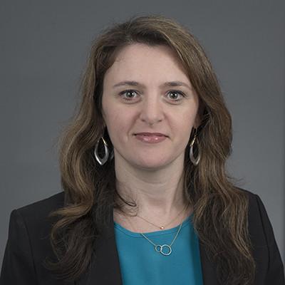Tax preparer Mrs. Olga LaBrie